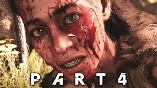 Far Cry Primal - Udam Village Attack - Walkthrough Gameplay Part 4 (PS4)