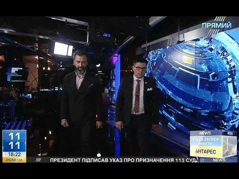 """""""The WEEK"""" Тараса Березовця та Пітера Залмаєва (Peter Zalmayev) від 11 листопада 2017"""