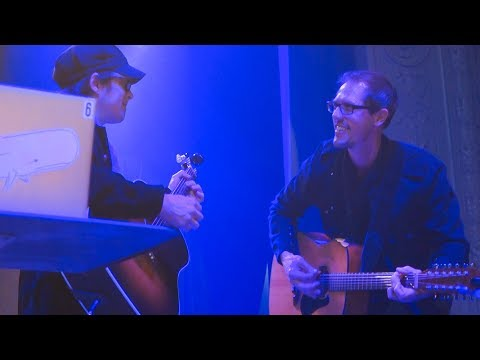 Rivers Cuomo - The World Has Turned And Left Me Here (w/ Jason Cropper) – Live In San Francisco