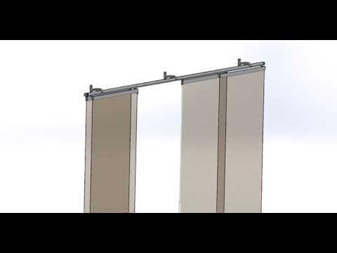 comment poser des panneaux japonais ikea ? la réponse est sur