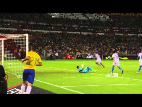 Veja os lances da vit�ria do Brasil sobre Honduras no Beira-Rio