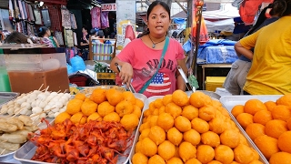 Video Filipino Street Food Tour - BALUT and KWEK KWEK at Quiapo Market, Manila, Philippines! MP3, 3GP, MP4, WEBM, AVI, FLV Juli 2019