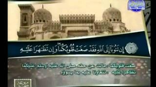 HD الجزء 28 الربعين 7 و 8  : الشيخ  محمد السيد ضيف