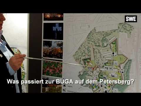 BUGA-Ausstellungskonzept für den Petersberg