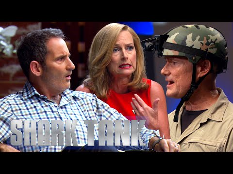 Real-Life Military Missions Cause Sharks To Prove Their Worth | Shark Tank AUS