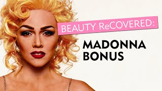 90s Madonna Makeup Transformation in 30 Seconds–Glamour Beauty Recovered with Kandee Johnson