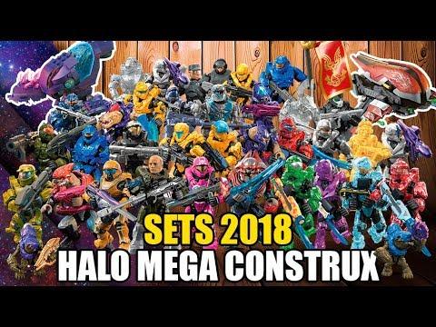 SETS 2018 | HALO MEGA CONSTRUX
