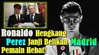 Video SHOCKING !!! Cristiano Ronaldo Hengkang, Florentino Perez Promises Promise Real Madrid Great Players MP3, 3GP, MP4, WEBM, AVI, FLV Juli 2018