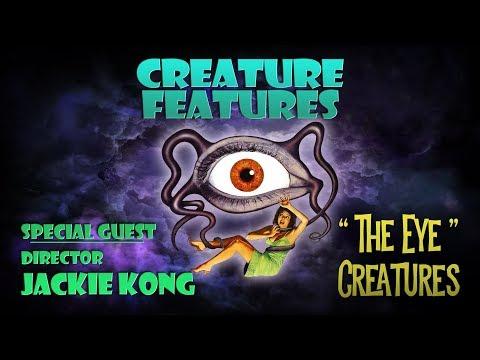 Jackie Kong & The Eye Creatures