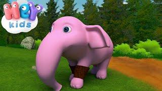 L'elefante con le ghette - Canzoni Per Bimbi .it Video