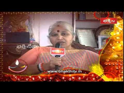 Satyavani Speaks about Koti Deepothsavam 2014