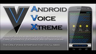 AVX - Voice Assistant YouTube video