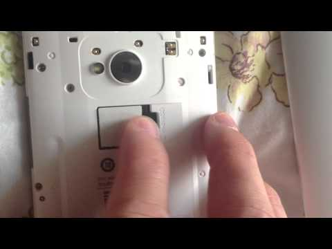 HTC One: MicroSD and detail information