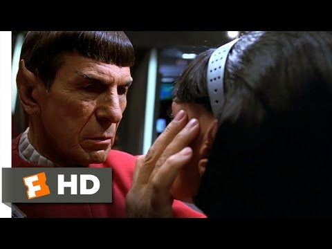 Star Trek: The Undiscovered Country (6/8) Movie CLIP - A Painful Mind Meld (1991) HD