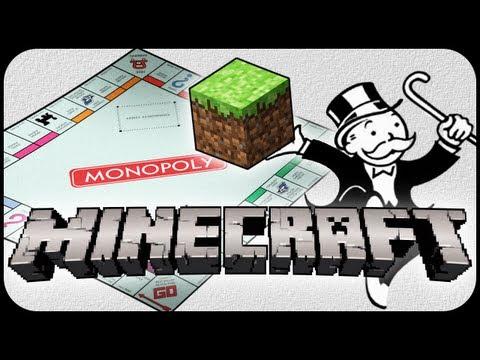 Minecraft Special - Monopol med folk från 90gQ