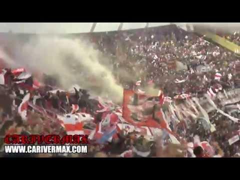 Video - SOLO LE PIDO A DIOS - RIVER PLATE SUPERCLASICO 2014 POR MAXI O. - Los Borrachos del Tablón - River Plate - Argentina