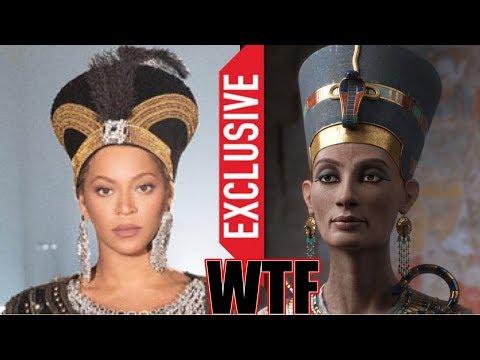 BEYONCE COACHELLA PERFORMANCE BREAKDOWN REF to NEFERTITI and other EGYPTIANS GODDESSES