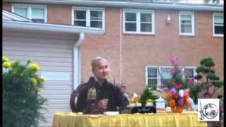 Thầy Thích Pháp Hòa - Tư Lương Của Mình- part 4/8 September 10, 2010