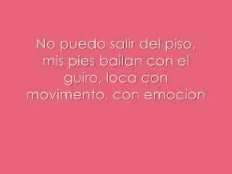 Slumber Party Girls- Salsa Lyrics