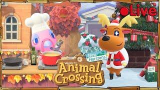 Animal Crossing - Christmas Update! - • Live