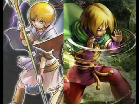 Golden Sun OST - Lighthouses Themes