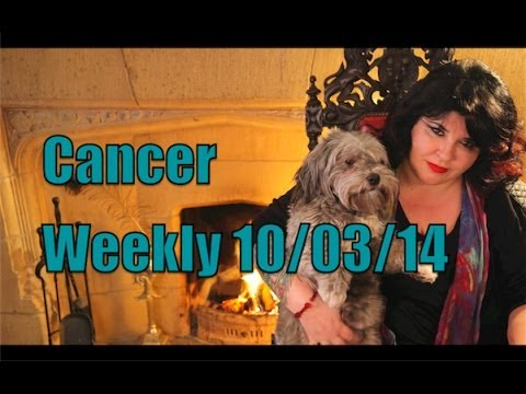 10th - Cancer astrological overview for the week starting 10th March with Michele Knight. http://www.micheleknight.co.uk http://www.psychicknight.com http://www.ast...