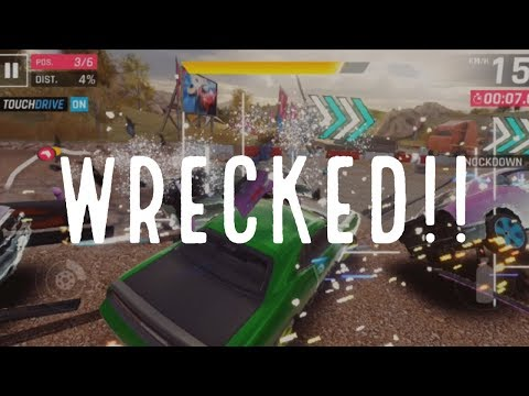 ABSOLUTELY WRECKED!!!!! #1||KNOCKDOWN COMPILATION||ASPHALT 9 GAMEPLAY