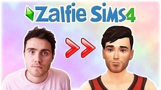 Creating Alfie | Zalfie Sims Edition [1]