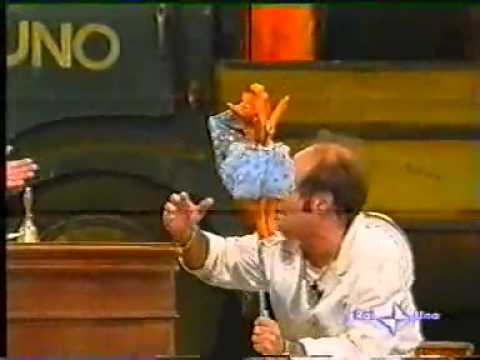 Giorgio Panariello   Torno Sabato 3   Pio Bove