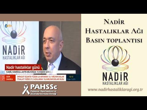 NTV - Nadir Hastalıklar Ağı Basın Toplantısı - 2019.02.26