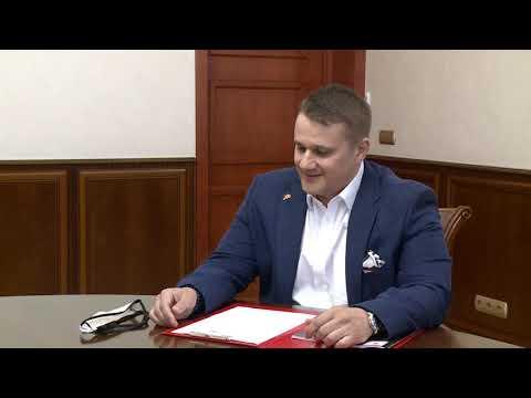 Глава государства провел встречу с представителями компании Kaufland Moldova
