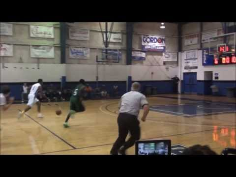 Shaun Wade vs Kevarrius Hayes (Florida Committ) Snippet Highlights