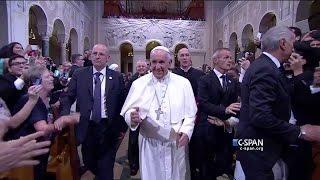 Gdyby papież był mistrzem wagi ciężkiej.