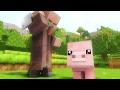 Village Life  - Minecraft animation