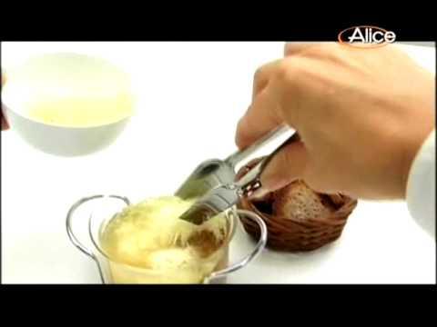 Zuppa di verdura e pesto e…di piu'!