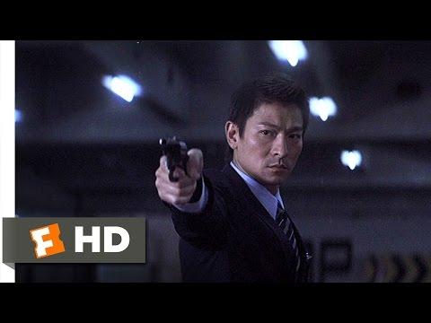 Infernal Affairs (7/9) Movie CLIP - I've Chosen (2002) HD