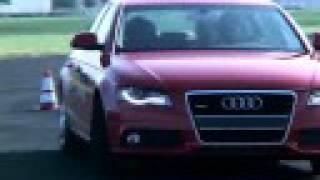 Classic Audi A4 Test Drive Event