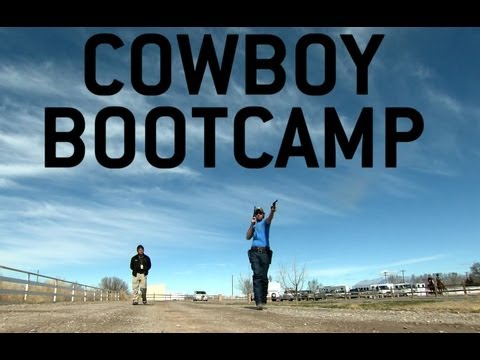 THE LONE RANGER |Behind the Scenes: Cowboy Boot-camp | Official Disney UK