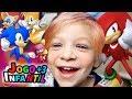 Videos Infantil Sonic Smash Brothers Jogo Infantil 3 02