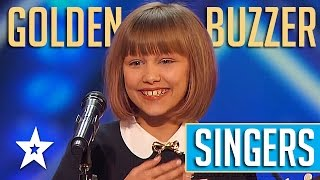 Video Golden Buzzer SINGERS On America's Got Talent 2016 | Grace Vanderwaal Sal Valentinetti & More MP3, 3GP, MP4, WEBM, AVI, FLV Mei 2019