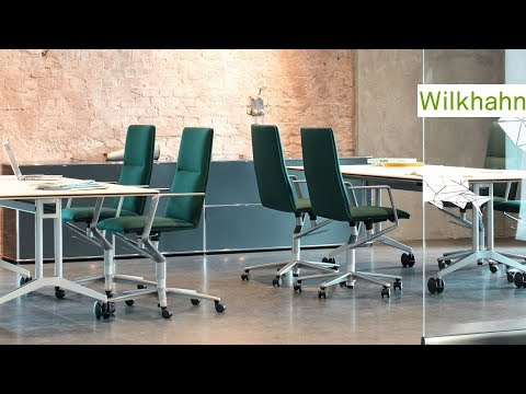 Ergonomic Task Chairs And Dynamic Conference Tables Wilkhahn - England conference table