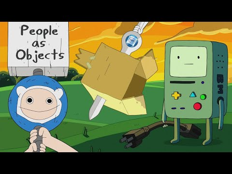 People as Objects - Musings on \
