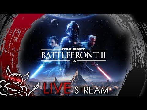 Star Wars: Battlefront 2 - Dart Bes Снова В Деле [Стрим] (видео)