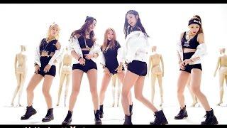 EXID - AH YEAH 官方中文字幕 MV (韓國新性感女神EXID 第二張迷你專輯《AH YEAH》)