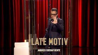 Definitivamente no hay otro 'Shower-man' como Andreu Buenafuente.