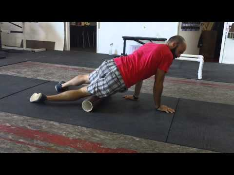 Paradiso CrossFit Mobility – Foam Rolling the Legs