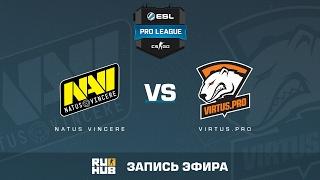 Na`Vi vs. Virtus.pro - ESL Pro League S5 - de_cobblestone [yxo, Enkanis]