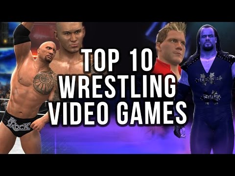 Top 10 Wrestling Video Games – COUNTDOWN
