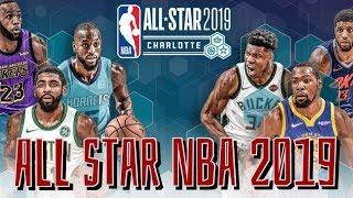 ALL STAR NBA 2019 EN DIRECTO CON RDT