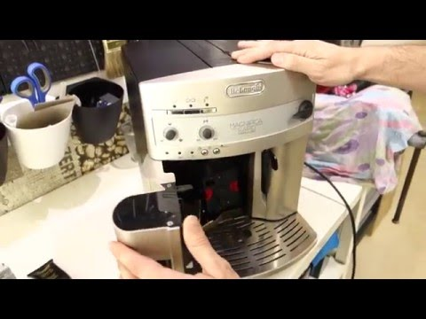 how to replace o rings on your delonghi magnifica brew group